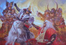 Duelo de titanes en la era Sengoku: Takeda Shingen vs. Uesugi Kenshin